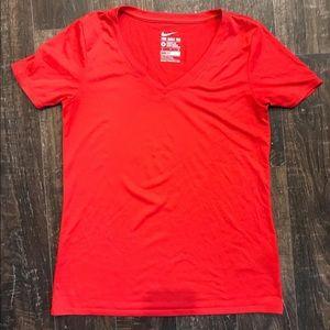 Nike Women's Athletic Cut Shirt